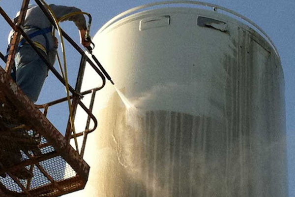 Commercial Industrial Pressure Washing