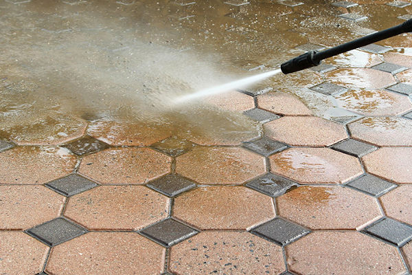 Residential Pressure Cleaning